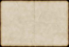 Retro- Papierhintergrund mit Schmutzbeschaffenheit, Kopienraum, Lizenzfreie Stockbilder