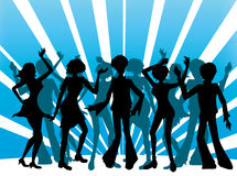 Retro Party Stock Images