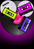 Retro Party Background Royalty Free Stock Image