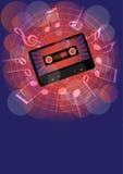 Retro- Party-Hintergrund vektor abbildung