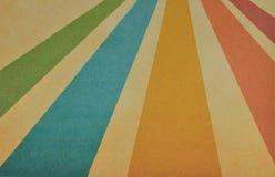 Retro pastel colors with grunge background. Vintage motive. Stock Image