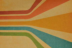 Retro pastel colors with grunge background. Vintage motive. Royalty Free Stock Photos