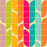 Retro patroon vector illustratie