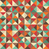 Retro patroon. vector illustratie