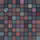 retro patroon 100 Royalty-vrije Stock Afbeeldingen