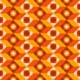 Retro pattern Royalty Free Stock Image