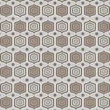 Retro pattern Royalty Free Stock Images
