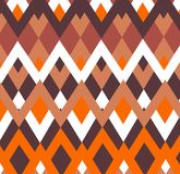 Retro pattern. Multi purpose retro inspired background royalty free illustration