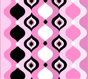 Retro pattern. Multi purpose retro inspired background vector illustration