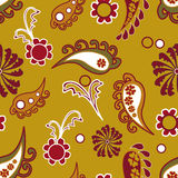 Retro pattern royalty free illustration