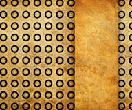 Retro pattern background Royalty Free Stock Images