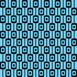 Retro pattern background Royalty Free Stock Photography