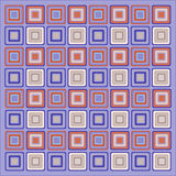 Retro pattern background  Royalty Free Stock Image