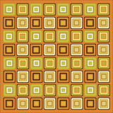 Retro pattern background  Stock Image