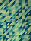 Retro Pattern. Background Vector illustration Royalty Free Stock Image