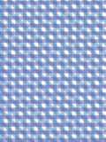 Retro pattern with blue Stock Photo