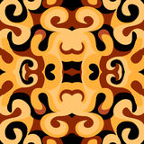 Retro pattern colorful abstract background. Colorful abstract background retro pattern royalty free illustration