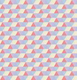 Retro pattern of geometric shapes. Colorful mosaic. Backdrop. Geometric hipster retro background, place your text on the top of it. Retro triangle background Stock Image