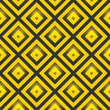 Retro pattern of geometric shapes. Seamless vector Royalty Free Stock Photo