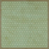 Retro pattern for love background; recycled paper craft Royalty Free Stock Photography