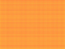 Retro pattern with orange Royalty Free Stock Photo