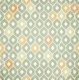 Retro pattern with scratches. royalty free illustration