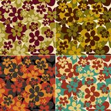 Retro pattern seamless,  Stock Images