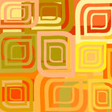 Retro pattern vector Stock Images