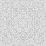 Retro pattern. Vector ornamental background. Royalty Free Stock Photo