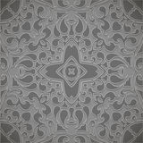 Retro pattern. Vector ornamental background. Stock Image