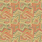 Retro pattern. Stock Photos
