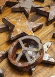 Retro Peace Symbol Royalty Free Stock Photo
