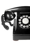Retro Phone Close-up Stock Image
