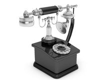 Retro Phone. Vintage Telephone Royalty Free Stock Photography