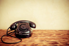 Retro phone Stock Images