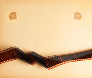 Retro photo album background Royalty Free Stock Photo