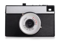 Retro photo camera Stock Photography
