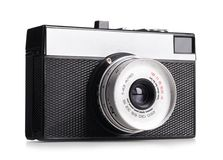 Retro photo camera Stock Photo