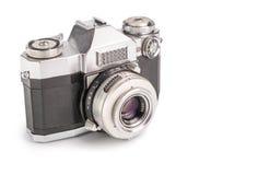 Retro photo-camera Stock Photo