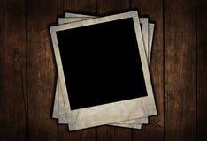 Retro photo frames Stock Photo