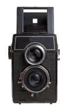 Retro photocamera Fotografia Stock Libera da Diritti