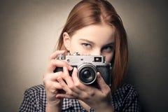 Retro photography Royalty Free Stock Photo