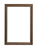 Retro picture frame Stock Image