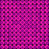 Retro pink pop art seamless  background Royalty Free Stock Images