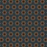 Retro Plaid Dark Colorful Elegant Star Grid  Pattern Background. Retro Plaid Dark Colorful  Elegant Star Grid  Unique  Fabric Fashion Texture Vector Decoration Royalty Free Stock Images