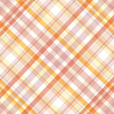 Retro  plaid pattern Stock Photo
