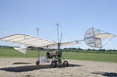Retro Plane Replica Stock Image