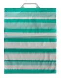 Retro plastic bag Stock Image