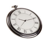 Retro pocket watch. Royalty Free Stock Photo