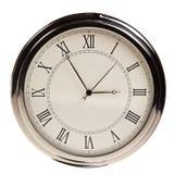 Retro pocket watch. Retro pocket watch isolated over white background Stock Photography